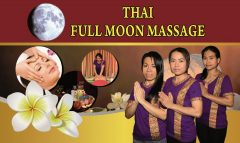 Full Moon Thai Massage Budapest