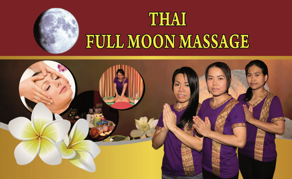 Full Moon Thai Massage